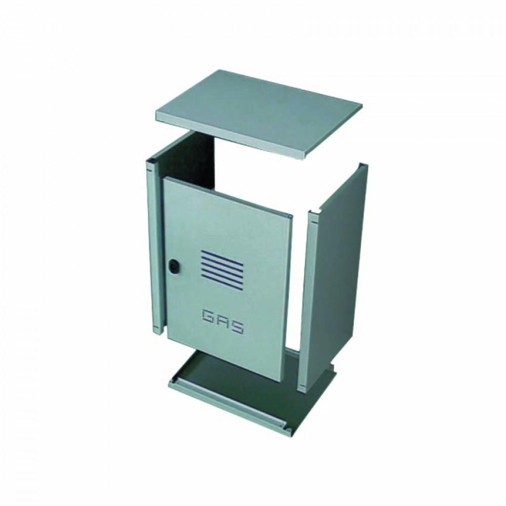 Cassetta per contatore gas in lamiera zincata