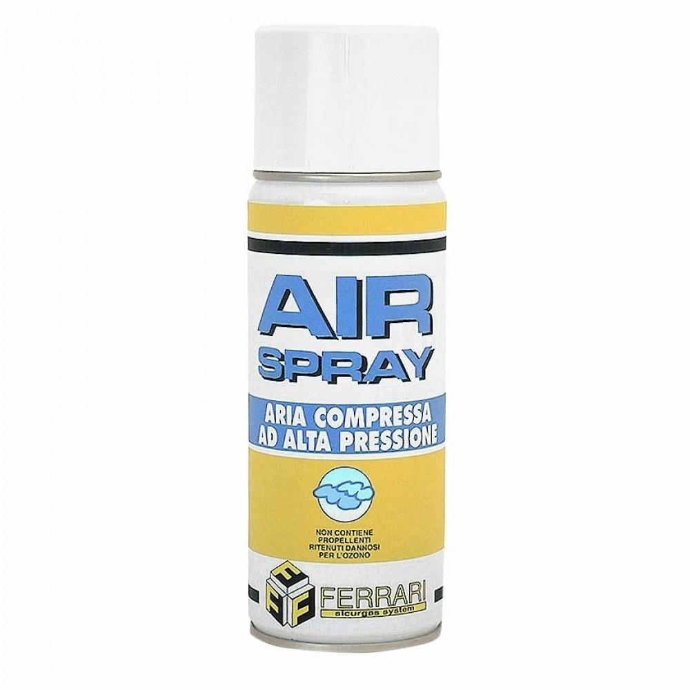 Aria compressa spray