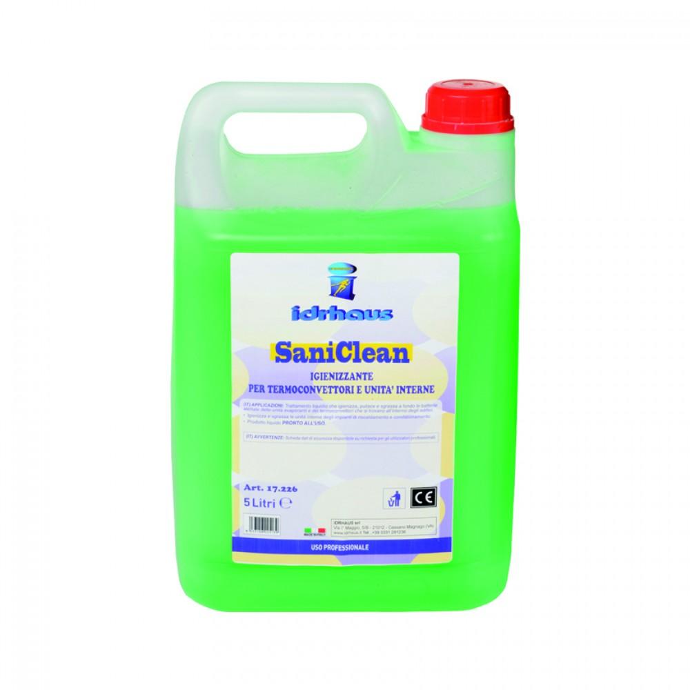 Detergente Sanificante Saniclean 5 Lt