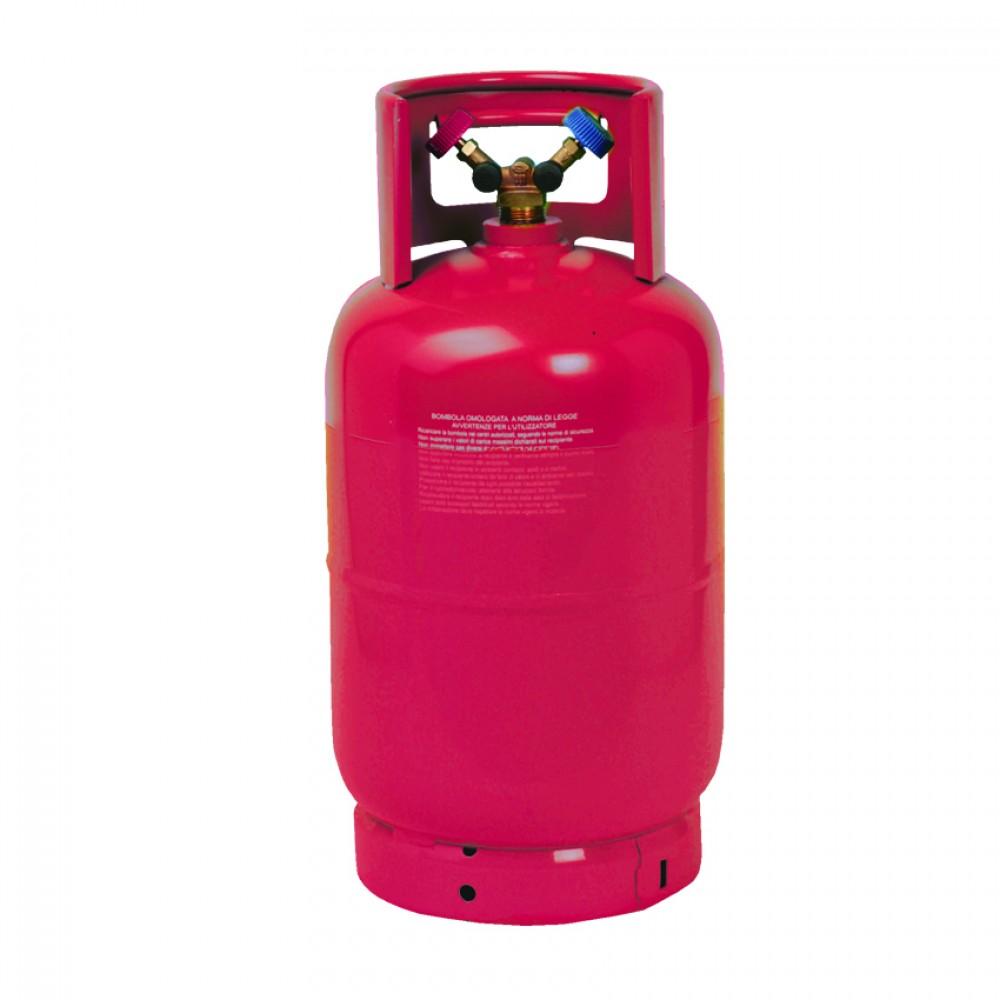 Bombola Vuota Kg. 10 X Recupero Gas R32