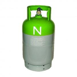 Bombola Piena Di Gas R410A Kg.10 Attacco Da 1/4