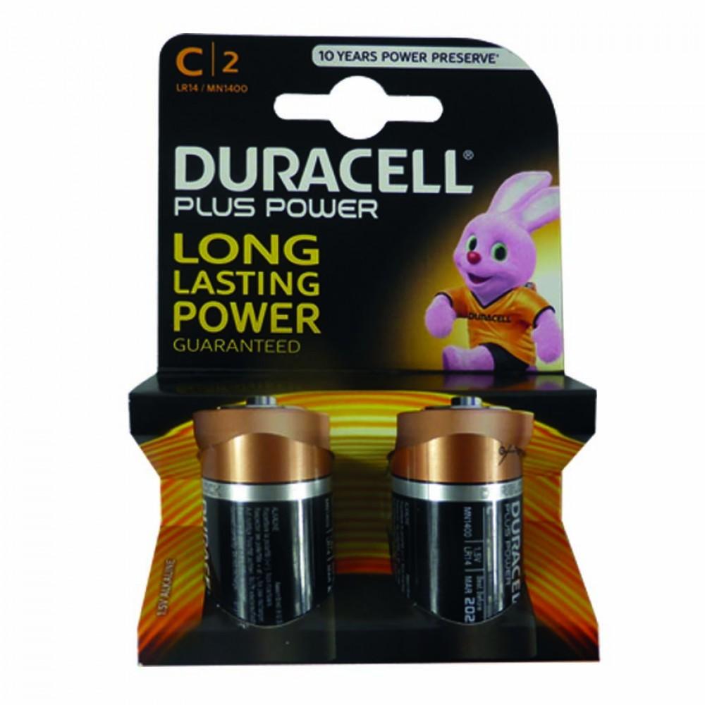 Batteria duracell plus power