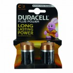 Batteria duracell plus power