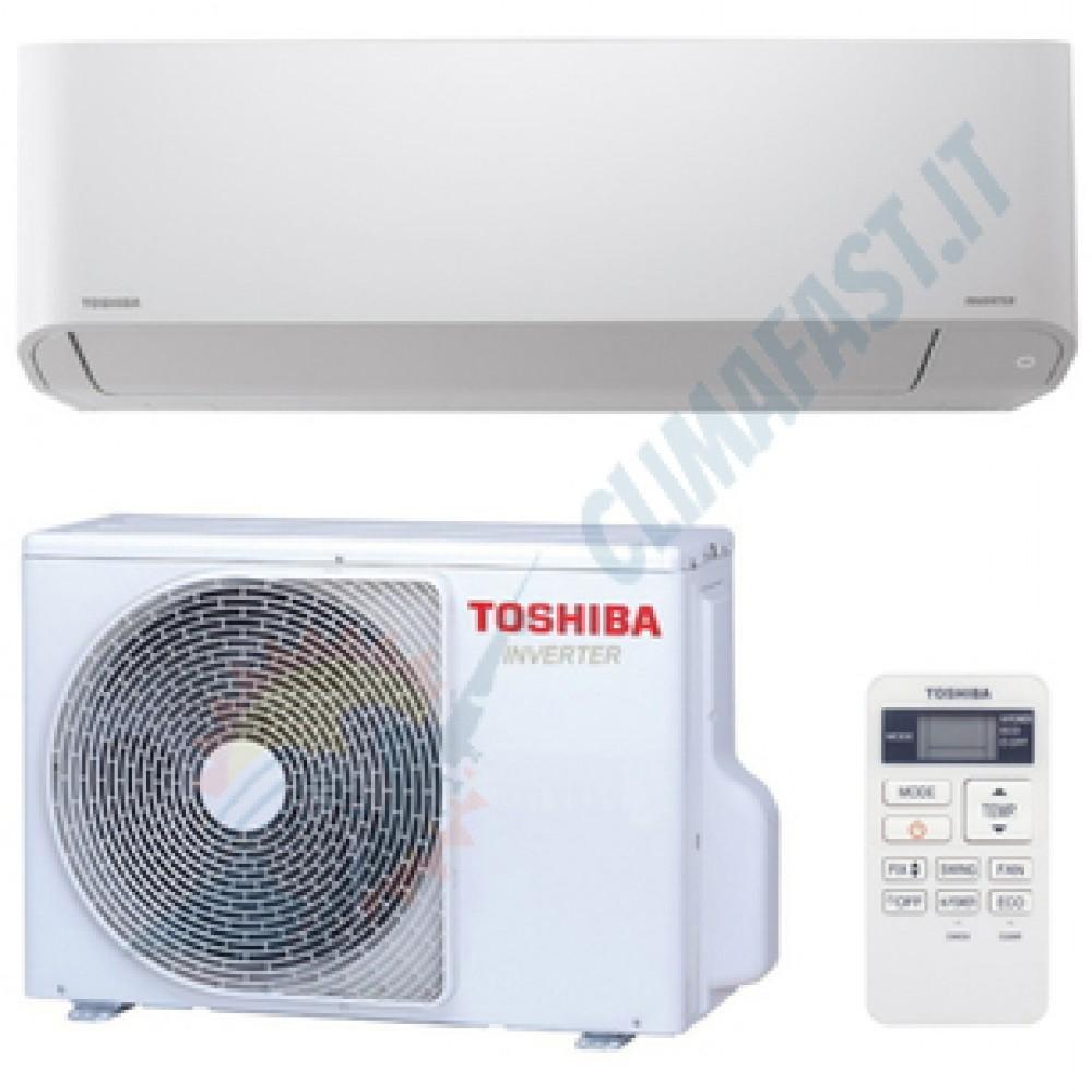 CLIMATIZZATORE CONDIZIONATORE INVERTER TOSHIBA MIRAI R-32 RAS-10BKVG-E 10000 BTU