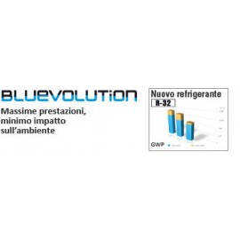 CLIMATIZZATORE CONDIZIONATORE DAIKIN Bluevolution INVERTER PERFERA 21000 btu Wi-Fi Ready A++ R-32 FTXM60M