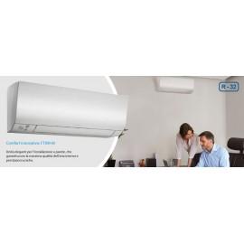 CLIMATIZZATORE CONDIZIONATORE DAIKIN Bluevolution INVERTER PERFERA 24000 btu Wi-Fi Ready A++ R-32 FTXM71M