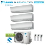 CLIMATIZZATORE CONDIZIONATORE DAIKIN Bluevolution TRIAL SPLIT INVERTER PERFERA FTXM R-32 7+9+12 con 3MXM52M/N