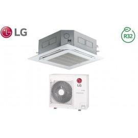 Climatizzatore Condizionatore LG Inverter Cassetta 4 Vie R-32 24000 btu cod. CT24R NP0 A++/A++ - NEW