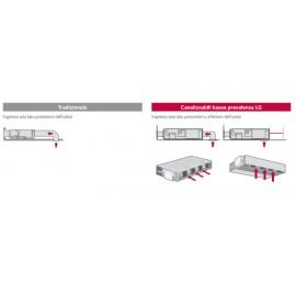 Climatizzatore Condizionatore Inverter LG Canalizzato 9000 btu R-32 CL09R N20 A++/A+ - NEW