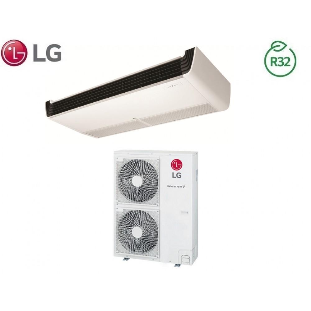 Climatizzatore Condizionatore Inverter LG Soffitto R-32 36000 btu UV36R N20 A+/A+ - NEW