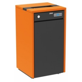 CALDAIA A PELLET FERROLI modello NATURFIRE 39 HR 38,3 kW - ACS optional