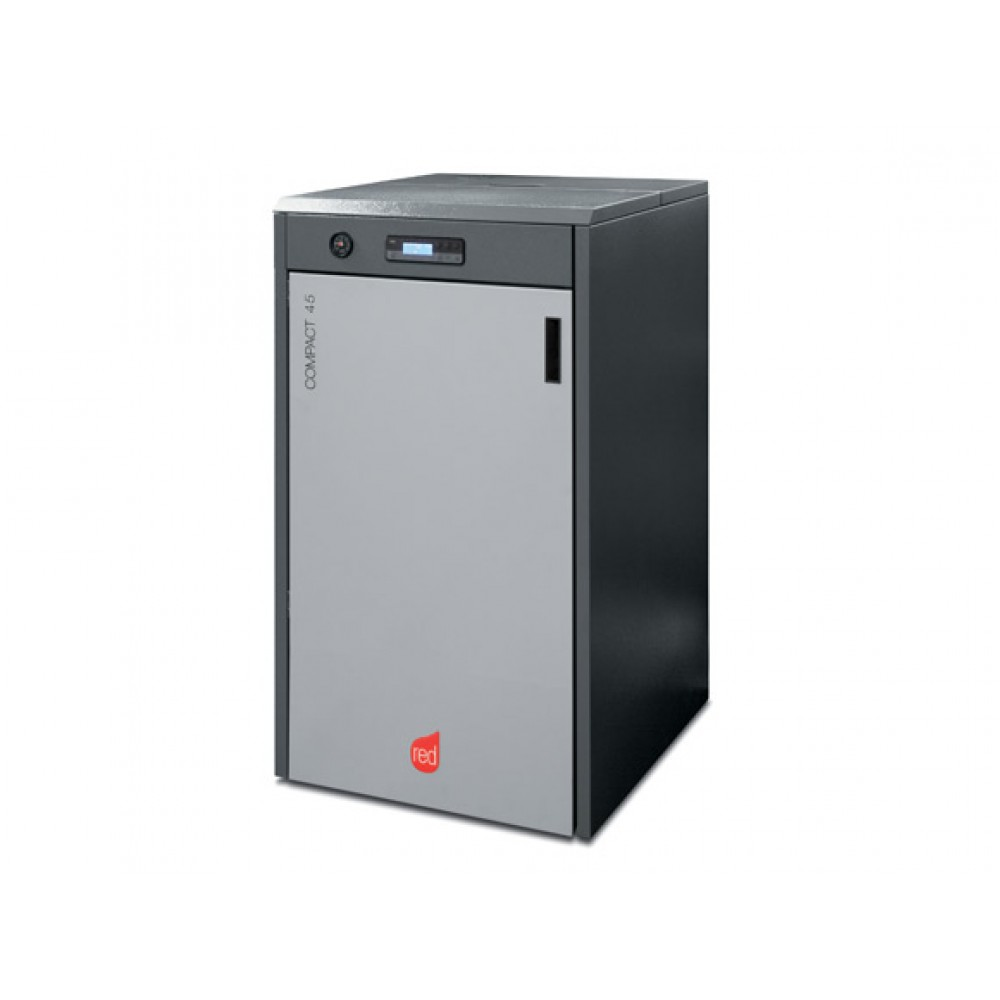 CALDAIA A PELLET RED 365 ENERGY mod. COMPACT 14 kW 13.6