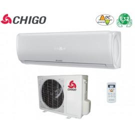 Climatizzatore Condizionatore CHIGO Inverter serie AMBER R-32 9000 btu CS-25V3G-1C173AY4A A++