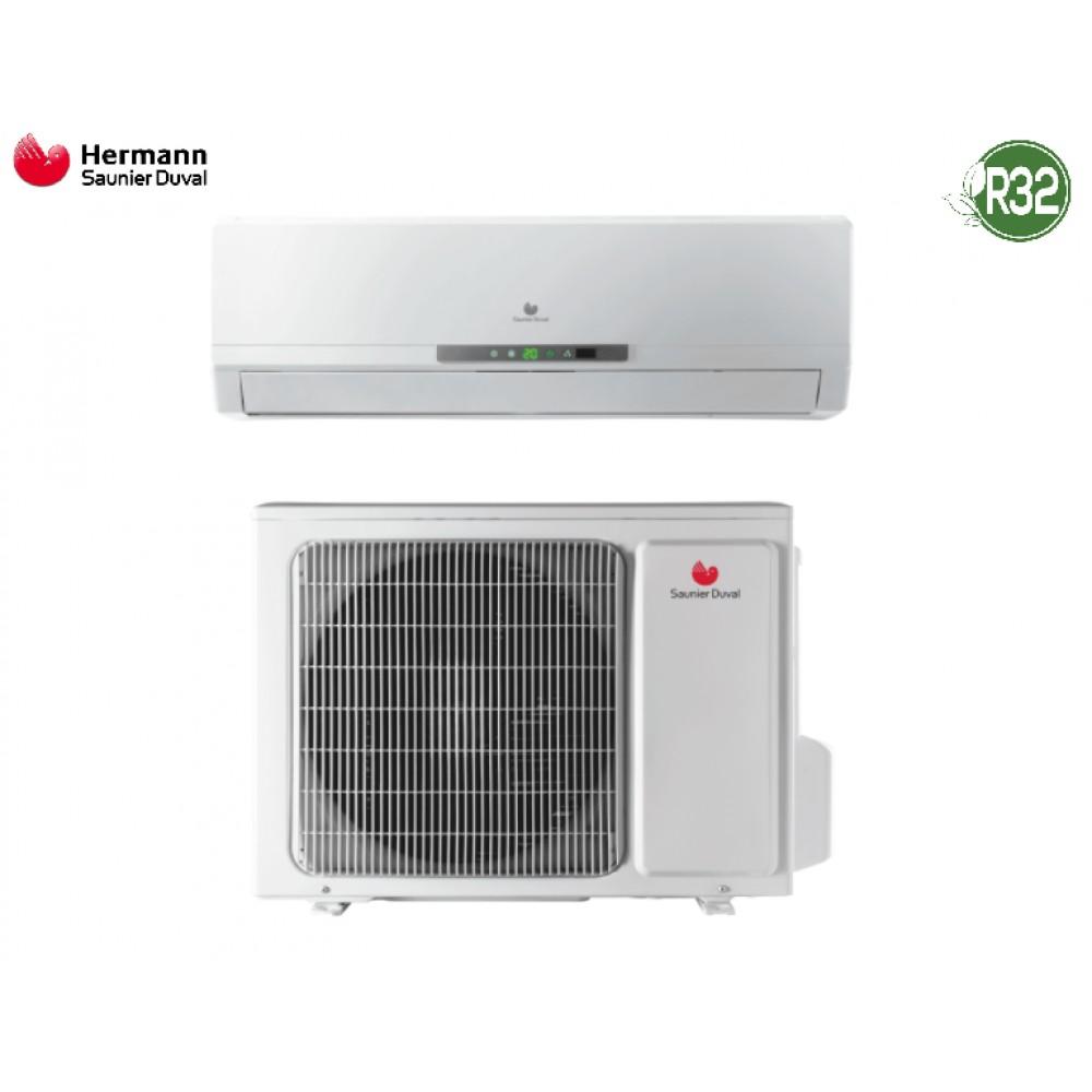 Climatizzatore Condizionatore Hermann Saunier Duval Top Comfort vivAIR R-32 Inverter 9000 btu A+++ SDH 20-025 NW - NEW