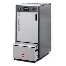 CALDAIA A PELLET RED 365 ENERGY modello COMPACT EASY CLEAN 45 kW