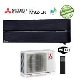 Climatizzatore Condizionatore Mitsubishi Electric Inverter MSZ-LN Kirigamine Style 18000 BTU MSZ-LN50VGB Onyx Black WI-FI R-32 A++ Nero