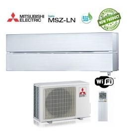 Climatizzatore Condizionatore Mitsubishi Electric Inverter MSZ-LN Kirigamine Style 9000 BTU MSZ-LN25VGV Pearl White bianco perla WI-FI R-32 A+++