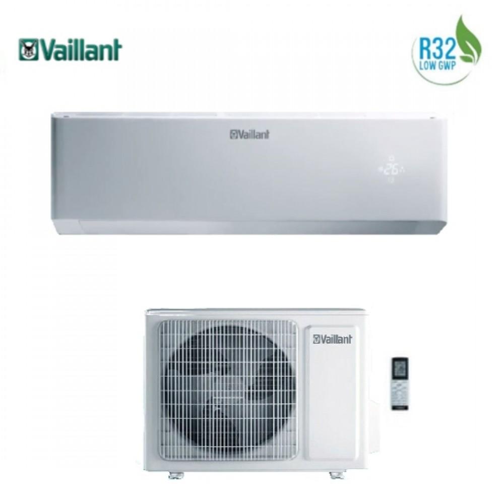 Climatizzatore Condizionatore Vaillant Inverter climaVAIR exclusive VAI 5 12000 btu R-32 VAI 5-035 WN A+++