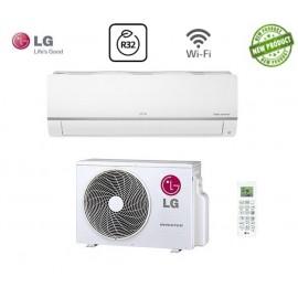 Climatizzatore Condizionatore Inverter LG Libero Plus 12000 Btu PC12SQ Wi-Fi R-32 classe A++/A+ NEW 2018