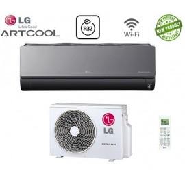 Climatizzatore Condizionatore Inverter LG ARTCOOL R-32 Wi-Fi 12000 btu AC12BQ classe A++/A+ NEW 2018