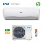 Climatizzatore Condizionatore Baxi Inverter Luna Clima MOONLIGHT 9000 btu LSGNW25 Wi-Fi Ready A++/A+ NEW