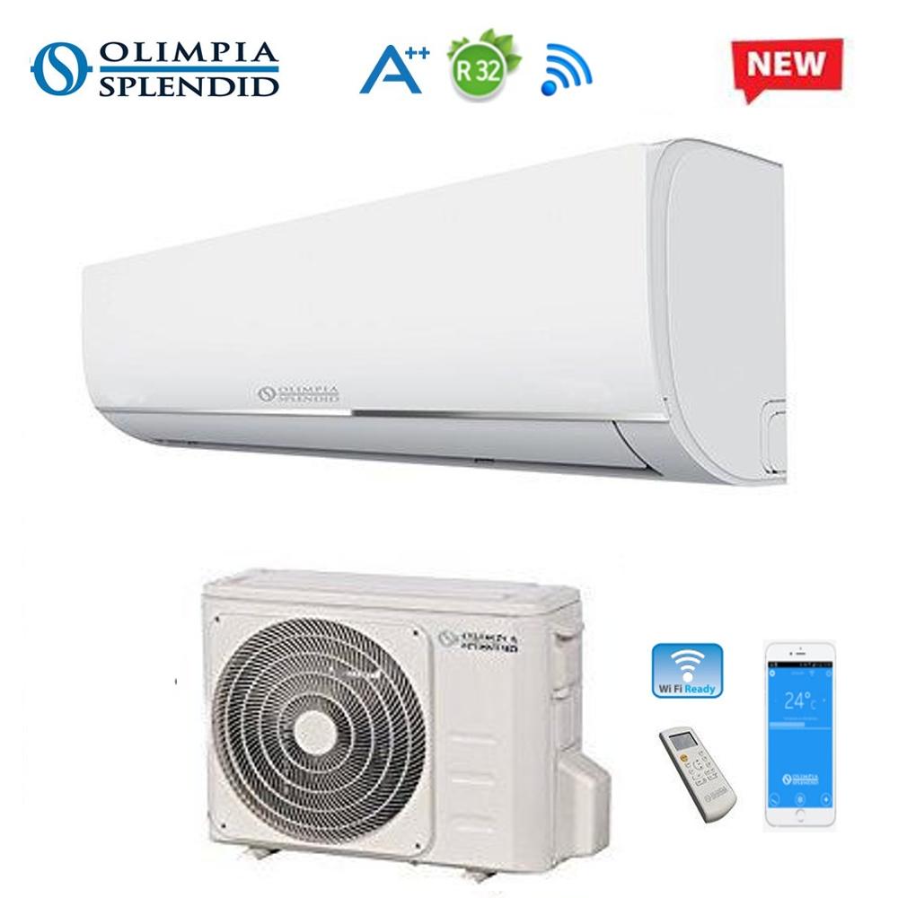 CLIMATIZZATORE CONDIZIONATORE OLIMPIA SPLENDID NEXYA S4 E INVERTER 9000 btu OS-C/SENEH09EI R32 A++ Wi-Fi Ready NEW