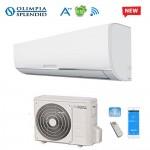 CLIMATIZZATORE CONDIZIONATORE OLIMPIA SPLENDID NEXYA S4 E INVERTER 18000 btu OS-C/SENEH18EI R32 A++ Wi-Fi Ready NEW