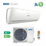 Climatizzatore Condizionatore Baxi Inverter Luna Clima DREAM 12000 btu DSGNW35 R32 Wi-Fi A+++ NEW