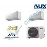 Climatizzatore Condizionatore AUX Inverter Plus FH Dual 9+9 A++/A+ WiFi Ready AM2H18/4DR3 R-32 9000+9000