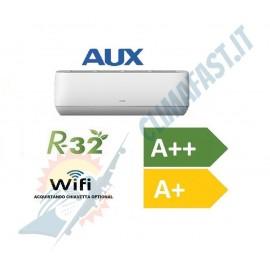 Climatizzatore Condizionatore AUX Inverter Plus J SMART 9000 btu Wi-Fi Ready R-32 A++ ASW-H09A4