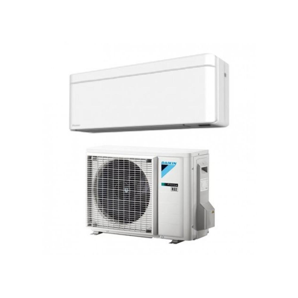 CLIMATIZZATORE CONDIZIONATORE DAIKIN Bluevolution INVERTER STYLISH WHITE bianco 12000 btu Wi-Fi A+++ R-32 FTXA35AW