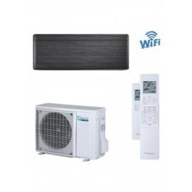 CLIMATIZZATORE CONDIZIONATORE DAIKIN Bluevolution INVERTER STYLISH BLACKWOOD 7000 btu Wi-Fi A+++ R-32 FTXA20AT
