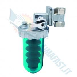 Dosatore proporzionale Polifosfati in polvere Dosafer SG/ECO, con By-Pass Ferrari.