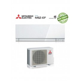 Climatizzatore Condizionatore Mitsubishi Electric Inverter Kirigamine Zen 9000 Btu Msz-Ef25ve2/3w White bianco A+++