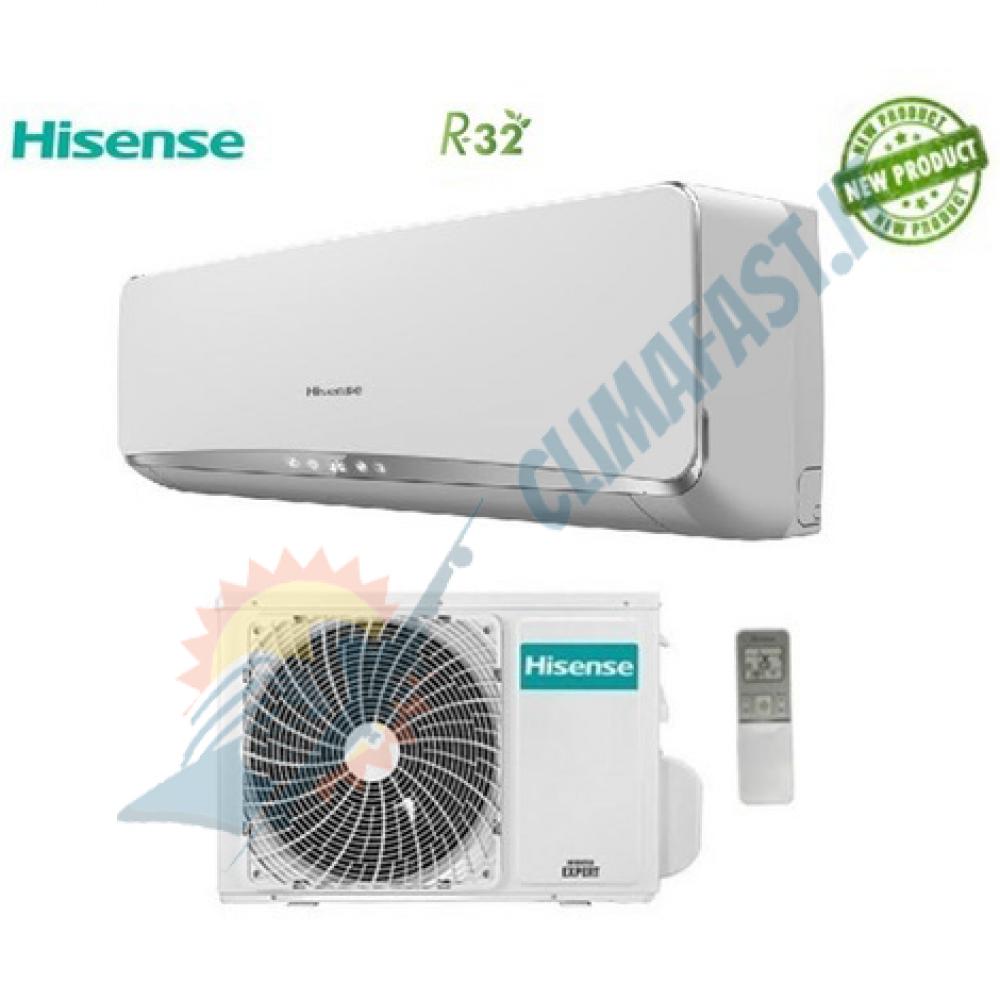 CLIMATIZZATORE CONDIZIONATORE Hisense INVERTER NEW ECO EASY R-32 A++ TE-35YD01G 12000 BTU