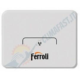 Cronotermostato modulante Wireless Romeo W RF Wifi